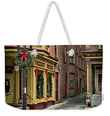 Christmas In Jim Thorpe Weekender Tote Bag