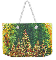 Christmas Is Coming Weekender Tote Bag