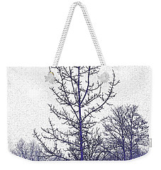 Snow Spirits Weekender Tote Bag