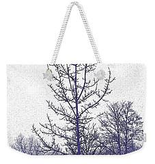 Snow Spirits Weekender Tote Bag