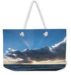 Christmas Sunrise Delray Beach Florida Weekender Tote Bag
