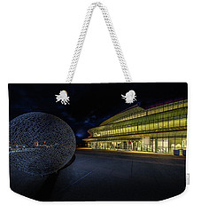 Christopher Cohan Center For The Performing Arts  Weekender Tote Bag