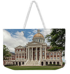 Christopher Newport Hall Weekender Tote Bag