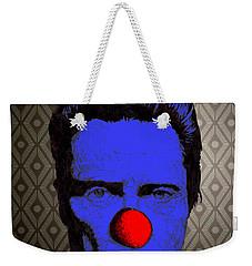 Christopher Walken 1 Weekender Tote Bag