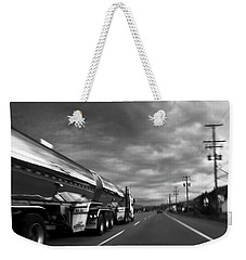 Chrome Tanker Weekender Tote Bag