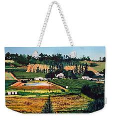 Chubby's Farm Weekender Tote Bag