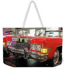 Chuck Berrys Cadillac Weekender Tote Bag