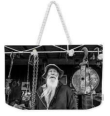 Chuck Weekender Tote Bag