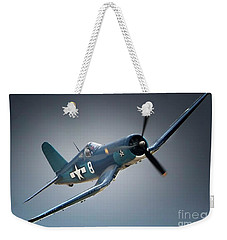 Chuck Wentworths F4u Corsair No.8 Weekender Tote Bag