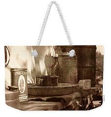 Chuckwagon Sideboard Weekender Tote Bag