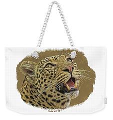 Chui Weekender Tote Bag