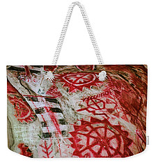 Chumash Painted Cave State Historic Park Weekender Tote Bag