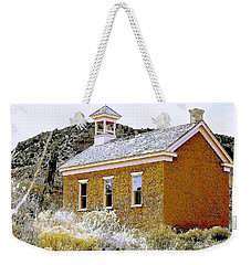 Church - Grafton Utah Weekender Tote Bag