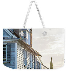 Church And Water Charleston Sc Weekender Tote Bag