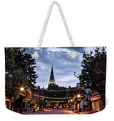 Church Circle Weekender Tote Bag