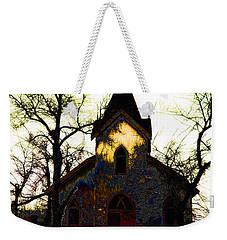 Church I Weekender Tote Bag by Stuart Turnbull