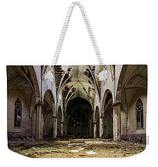 Church In Color Weekender Tote Bag