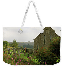 Church In Isle Of Skye Weekender Tote Bag
