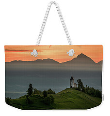Church Jamnik Weekender Tote Bag