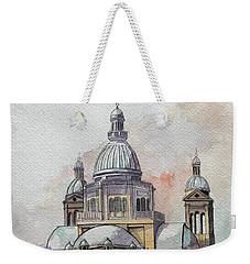Church Of Christ The King Weekender Tote Bag