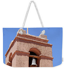 Church Of Socaire Weekender Tote Bag
