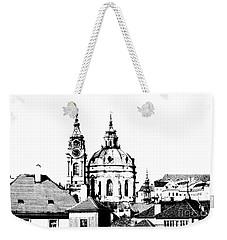 Church Of St Nikolas Weekender Tote Bag
