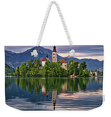 Church Of The Assumption. Weekender Tote Bag