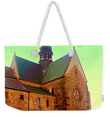 Church Of The Blessed Virgin Mary And St. Florian In The Wachock Weekender Tote Bag