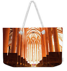 Church Of The Holy Spirit Weekender Tote Bag