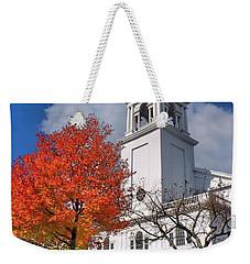 Church Of The Pilgrimage Weekender Tote Bag