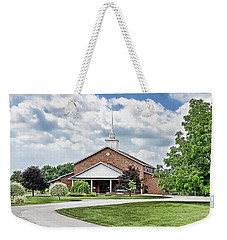 Church On Coldwater Weekender Tote Bag