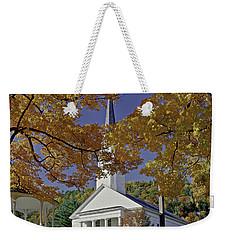 Church, Sharon Vermont Weekender Tote Bag