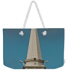 Church Steeple Weekender Tote Bag