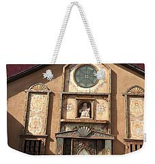 Church With Heartfelt Sky Weekender Tote Bag