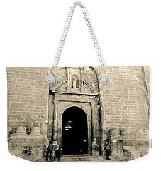 Churchdoor In Mahon Weekender Tote Bag