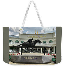 Churchill Downs Barbaro 2 Weekender Tote Bag