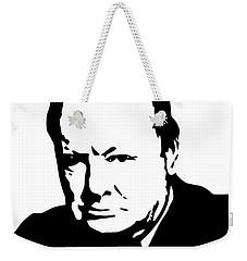 Churchill Weekender Tote Bag
