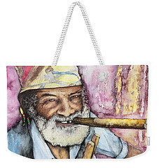 Cigars And Cuba Weekender Tote Bag