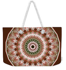 Cinnamon Roses And Thorns Weekender Tote Bag