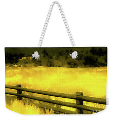 Ciquique Pueblo Meadow 2 Weekender Tote Bag