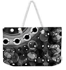 Circle Consciousness Weekender Tote Bag