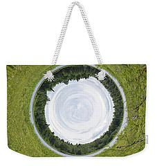 Circle Lake... Weekender Tote Bag