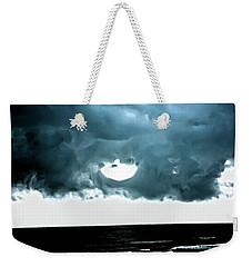 Circle Of Storm Clouds Weekender Tote Bag