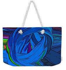 Circle Weekender Tote Bag