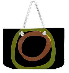 Circle Study One Weekender Tote Bag