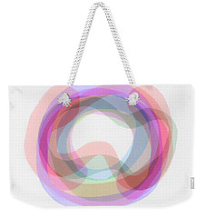 Circles And Arches Weekender Tote Bag