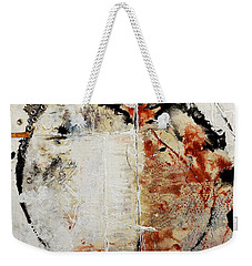 Circles Of War Weekender Tote Bag