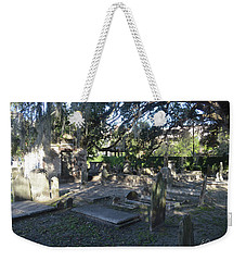 Circular Congregational Graveyard 1 Weekender Tote Bag
