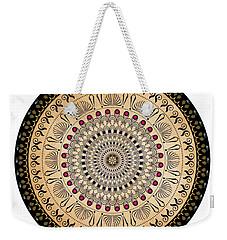 Circularium No 2637 Weekender Tote Bag