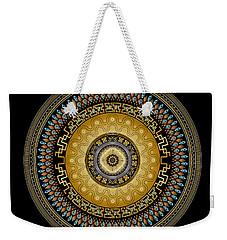 Circularium No 2642 Weekender Tote Bag